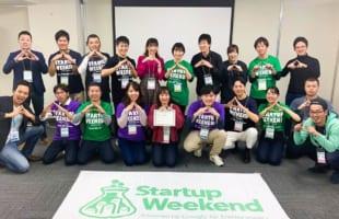 Startup Weekend 静岡